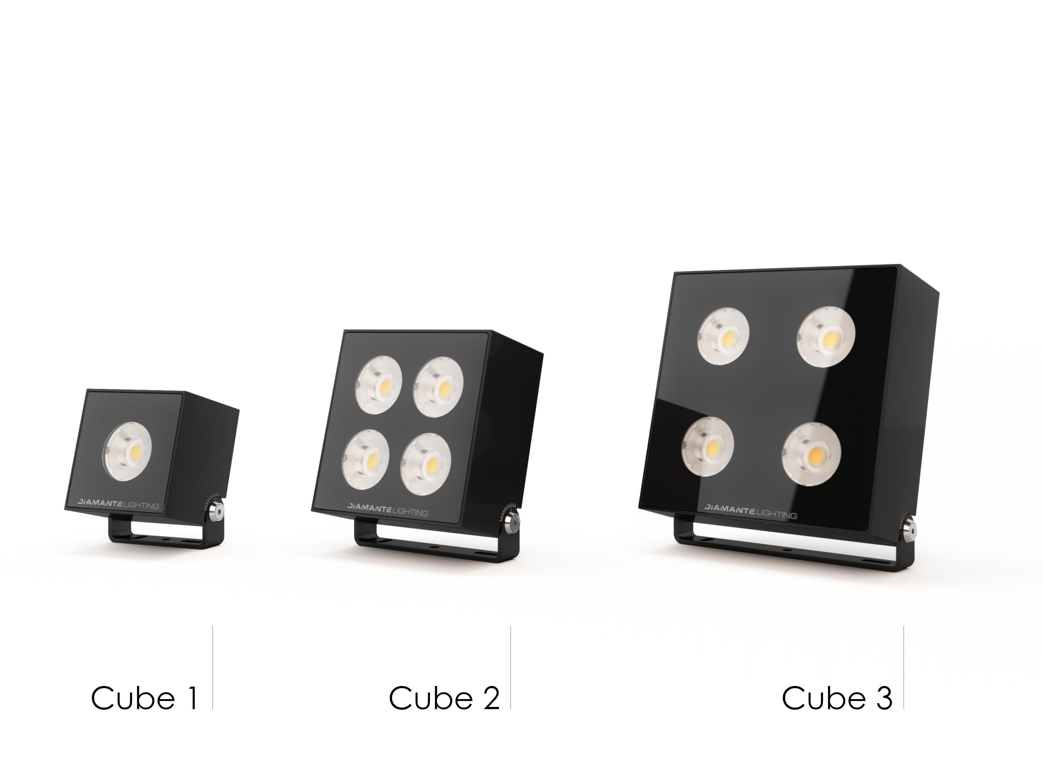 Diamante - Cube